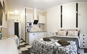 """""""Studio"""" apartment"""